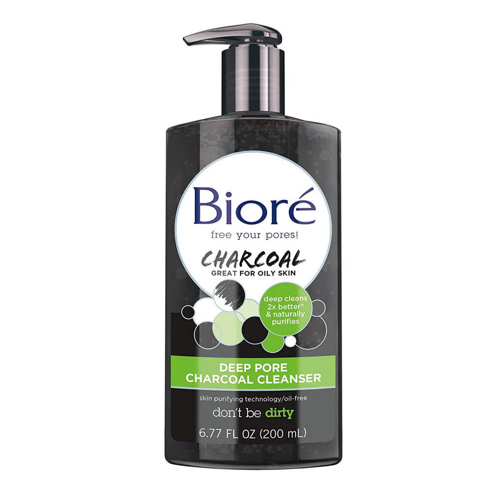 Biore Facial Cleanser Review
