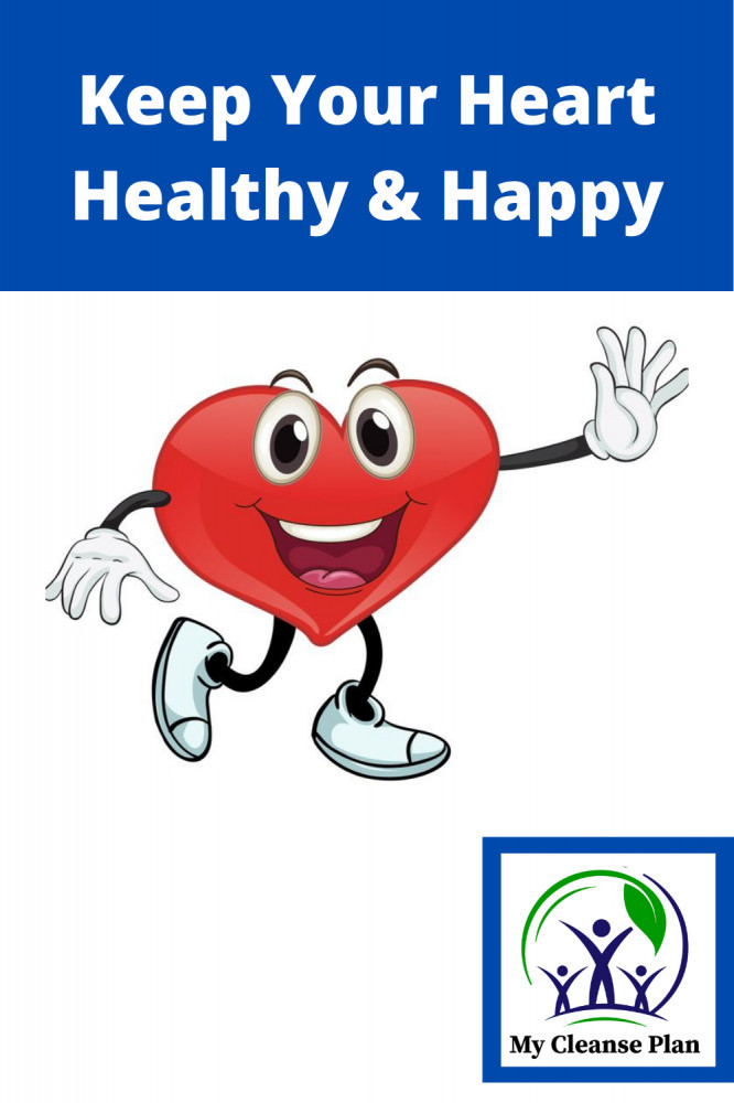 Keep Your Heart Happy and Healthy