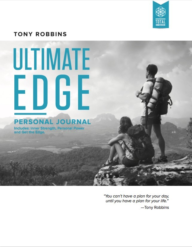 Tony Robins Ultimate Edge