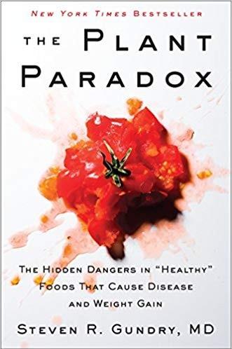 dr gundry plant paradox