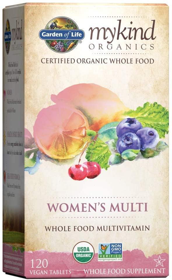 Garden Life Women Vegan Probiotics