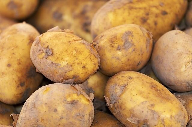 do not eat potato