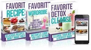 Favorite foods diet bonuses