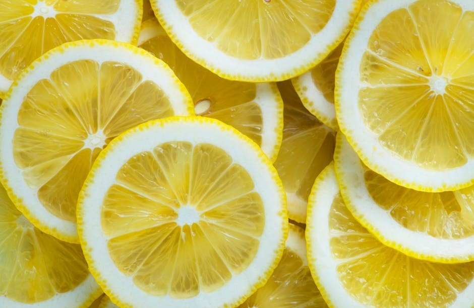 lemons are an easy way to detox your body