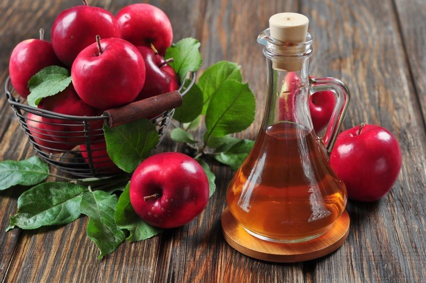 apple cider vinegar has many uses