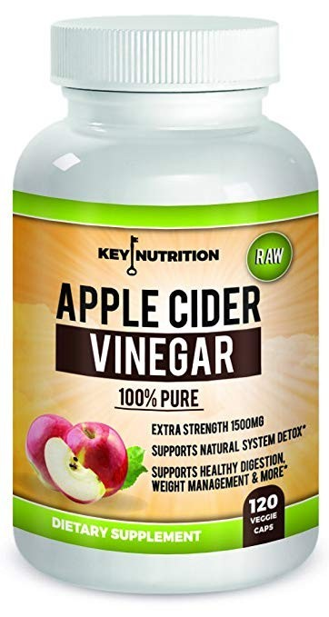 key nutrition apple cider vinegar
