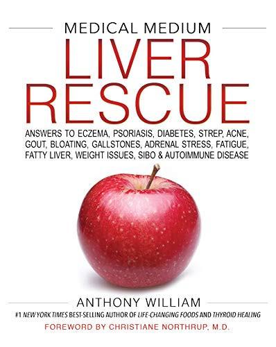 Anthony William Liver Rescue