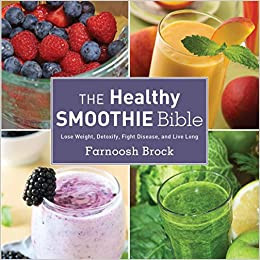 The Healthy Smoothie Bible is a great start to juicing