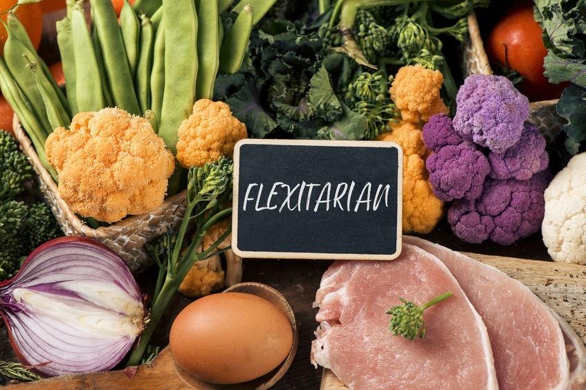 Flexitarian hybrid diet