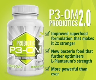 improved superfood p3-om probiotics