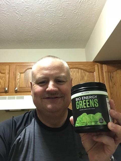 Tony Robbins Bio Energy greens
