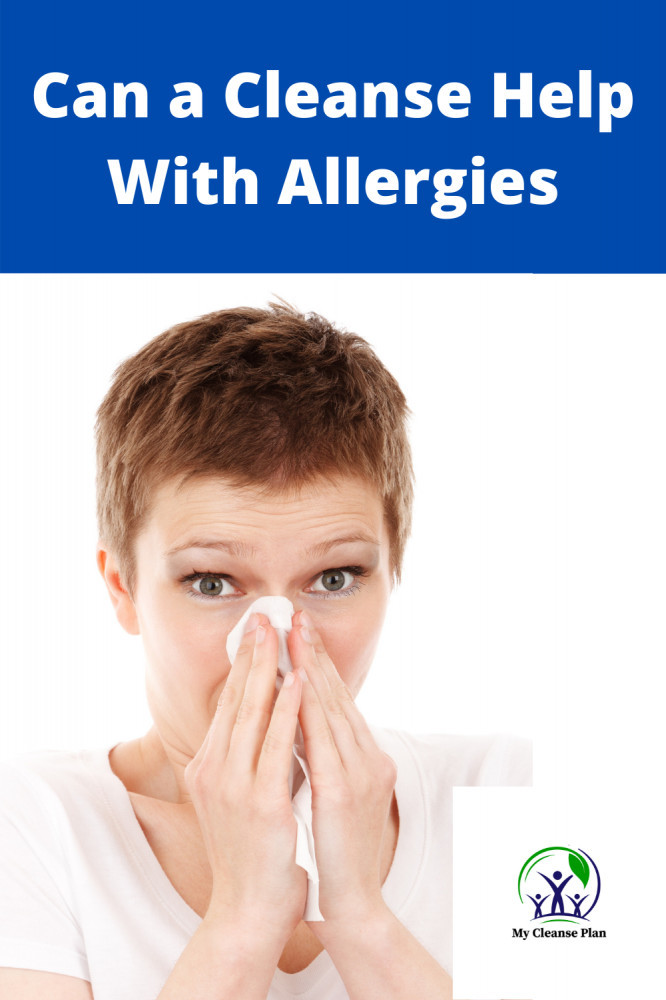 Can A Cleanse Help With Seasonal Allergies