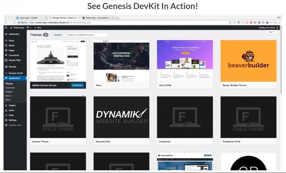Genesis DevKit