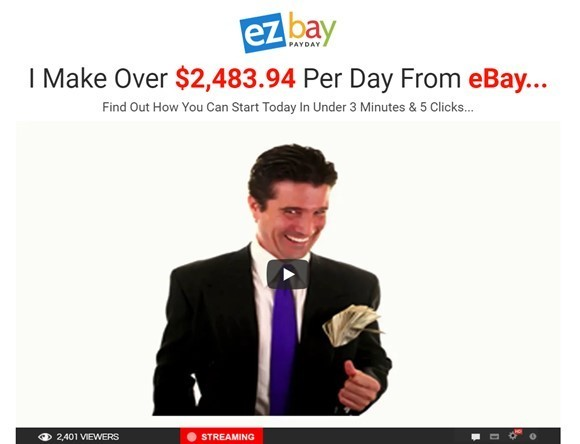 ez bay payday video