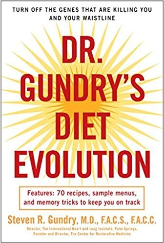 dr gundry diet evolution