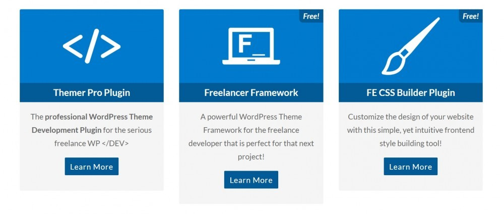 Freelancer framework