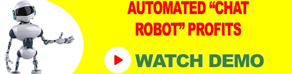 auto chat robot profits demo
