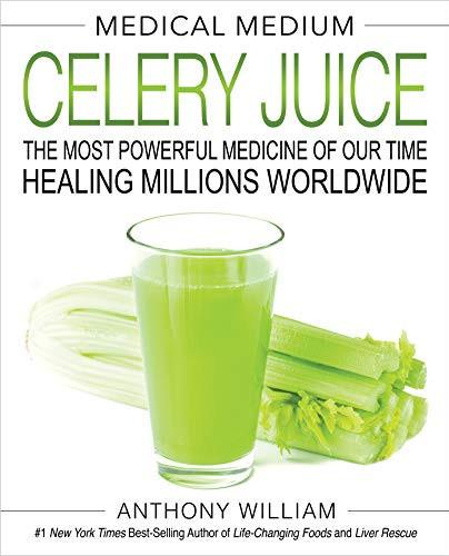 Anthony William Celery Juice