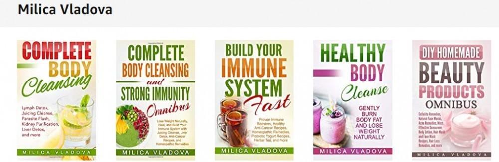 Milica Vladova books