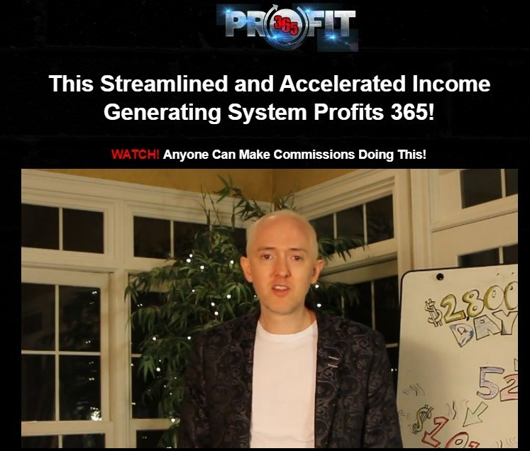 profit365 sales video