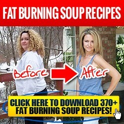 lose weight with soup