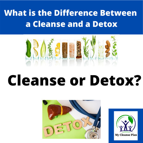 What is The Difference Between A Cleanse and a Detox