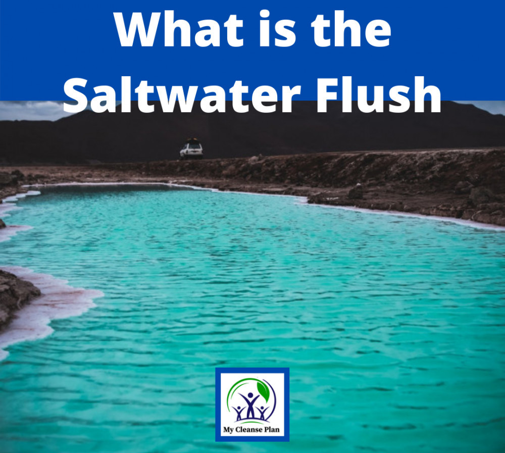 Saltwater Cleanse