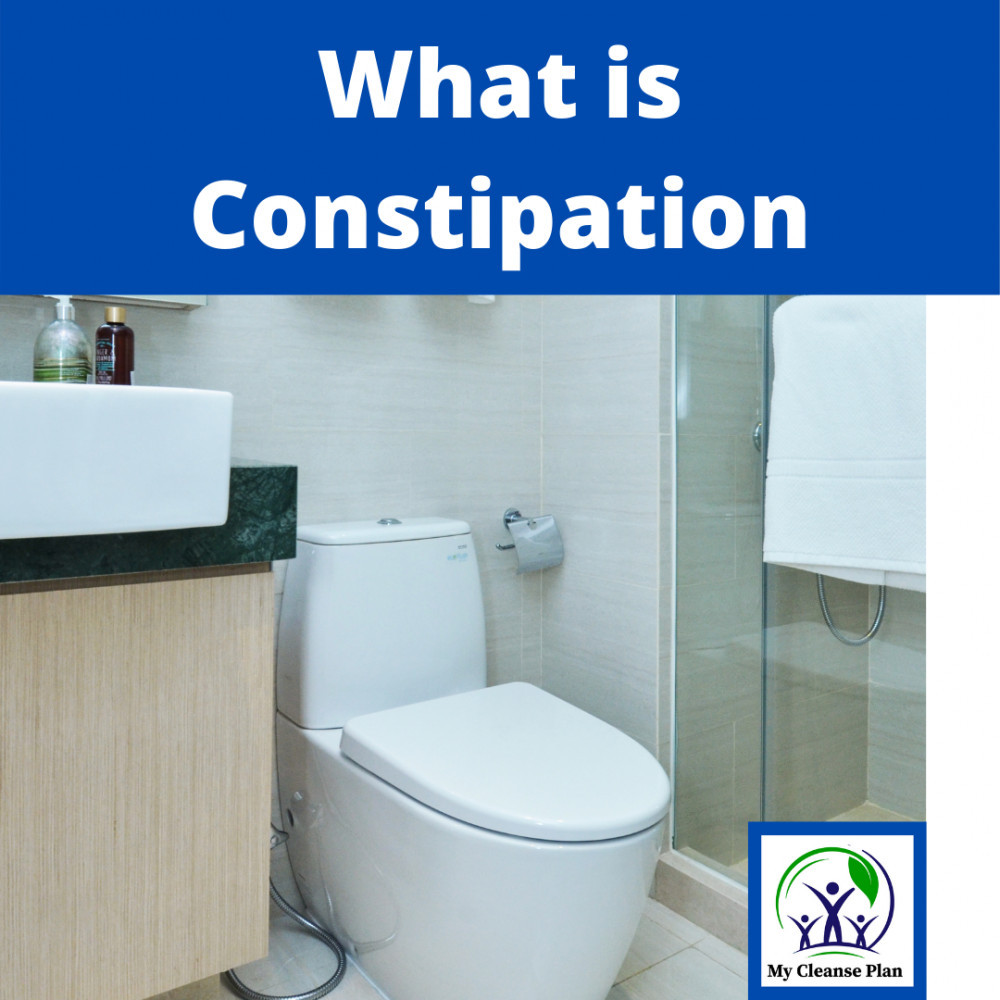 What is Constipation