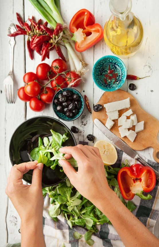 what to eat on Mediterranean diet