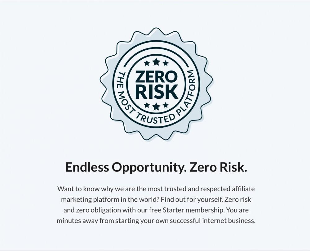 Zero Risk Opportunity