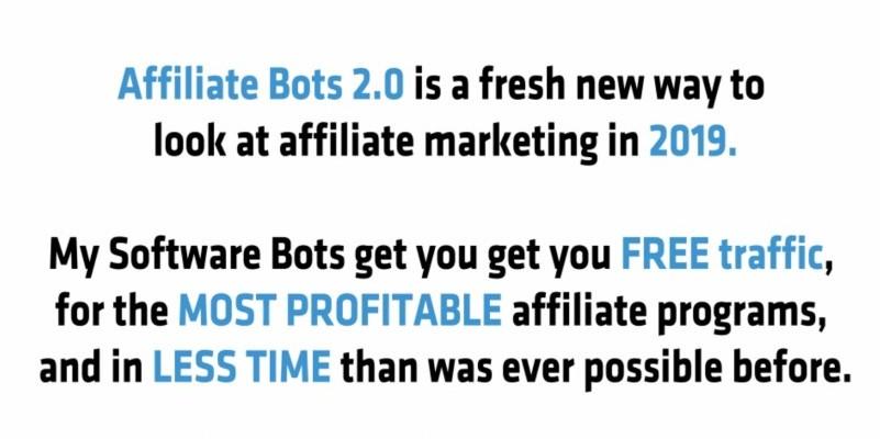 Affiliate Bots 2.0 inside info