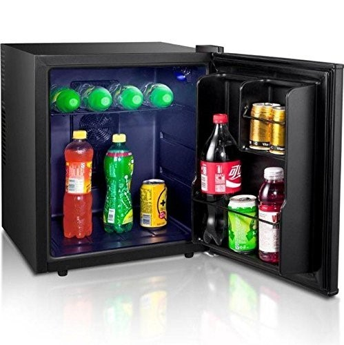 Syntrox Germany Chef Kuhler Mini Fridge 50 litres - Black