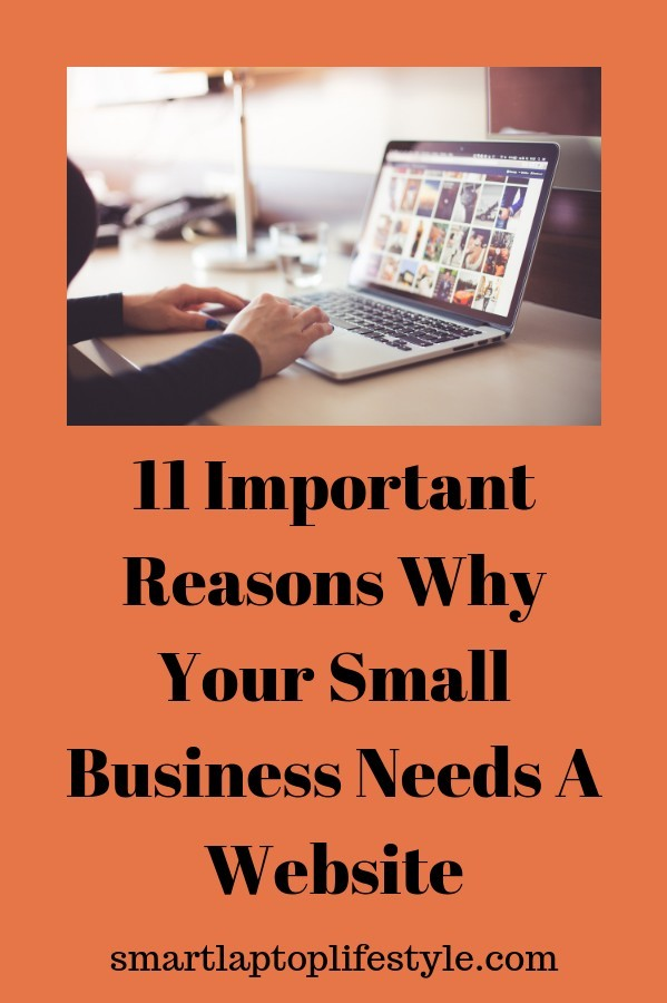 Reasons why small business needs a website