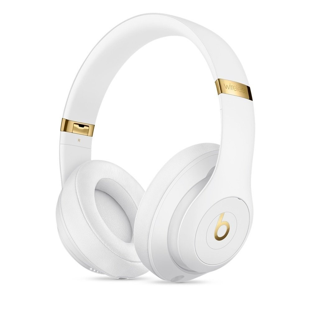 Beats Studio 3 wireless headphone White