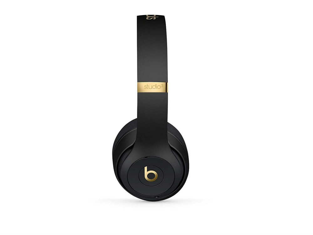 Beats Studio3 – Skyline Collection – Midnight Black side