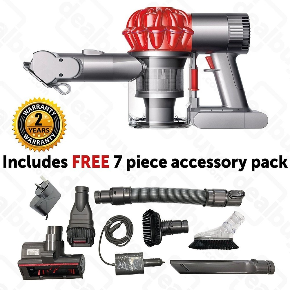 DYSON V6 7 PIECE ACCESSORY PACK
