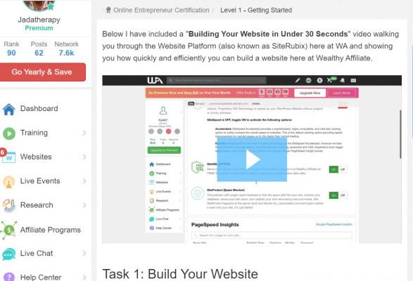 BUILD YOUR WEBSITE IN 30 MINS