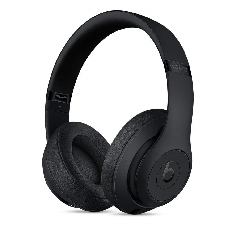 Beats by Dr. Dre Beats Studio 3 Wireless Headphone – Matt Black