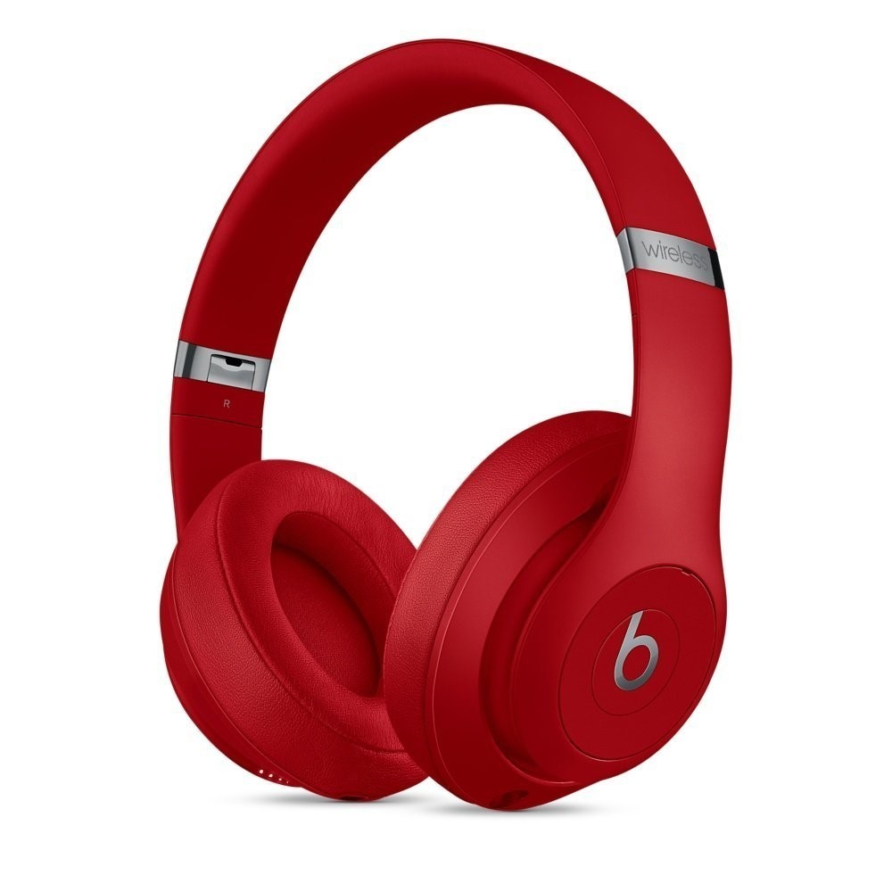 Beats by Dr. Dre Beats Studio 3 Wireless Headphone – Red