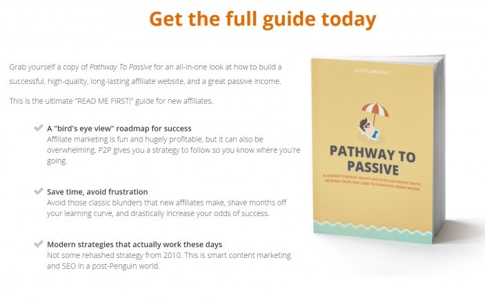 Affilorama Pathway Guide