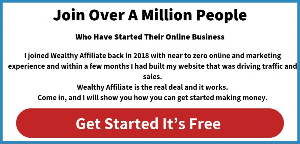 Get Started It's Free