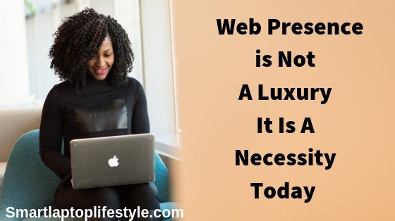 Website is not a Luxury but a Necessity