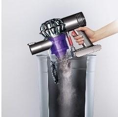Dyson DC59 how to empty bin