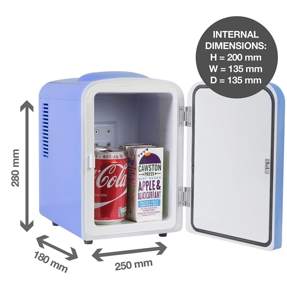 Ice Q 4L Mini Fridge