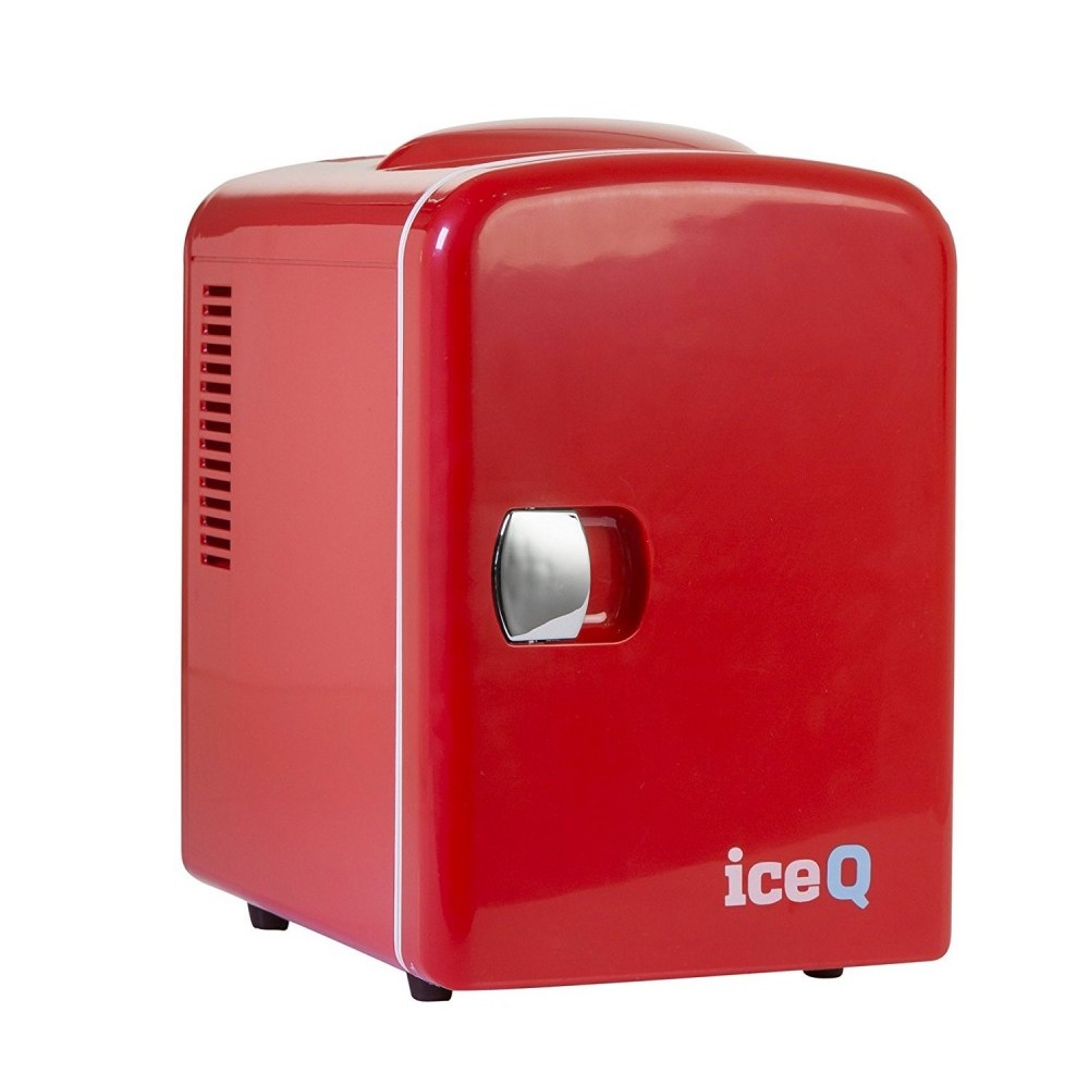 Ice Q Mini Fridge Red