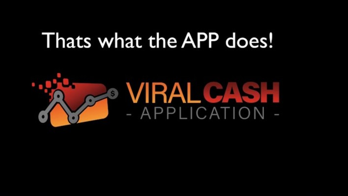Viral Cash Application