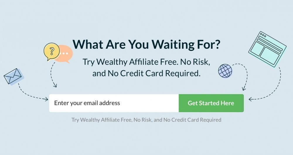 Try Wealthy Affiliate for FREE