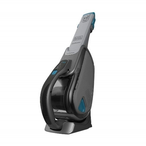 Black+Decker 10.8V handheld vacuum cleaner