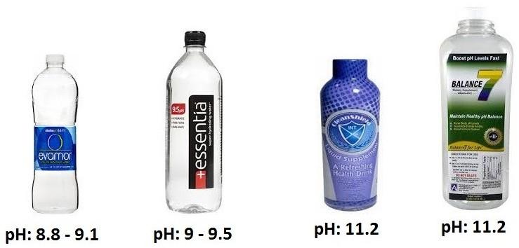 High Alkaline Water
