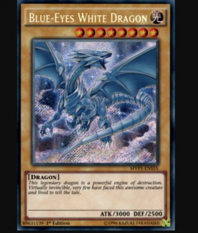 89631139 1st Edition Yu-Gi-Oh Card